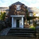 Foto de Boscundle Manor Hotel Restaurant and Spa