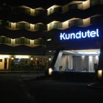 Kundutel facade - interesting name