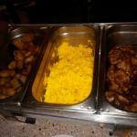 """Das Morgenessen spiegelt die """"Qualität"""" des Hotels. KATASTROPHE"""