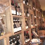 Large choix de vins