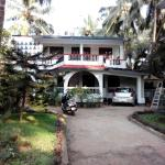 Front look of Albenjoh Guest House