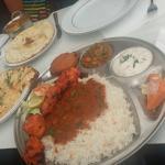 Glassy Restaurant Indien