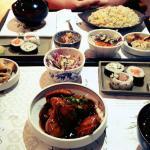 Lunch at Nikkai