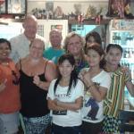 Yings amazing staff