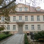 Entrata principale Hotel Castle Residence