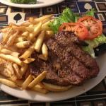 Steak Sandwich good portion