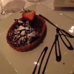 incredible chocolate dessert