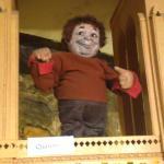 Quasimodo puppet at Musee des Automates
