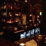 the bar scene