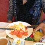 Eggs & Salmon