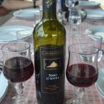 Plenty of Sicilian wine