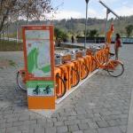 Aluguel de Bicicletas do Itaú