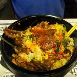 Korean Beef Hot Pot