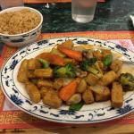 Braised Tofu - Delicious!