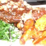 Lamb Kapama ( shank) Stew