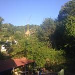 """la vista desde mi habitación """"Arenas de Esperanza"""""""