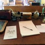 Old Bailey School - Teacher's Desk