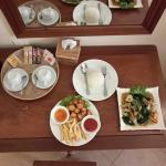 Great food - Room Service. The great taste from Cambodian Cook. Thank you for serving me this!!!