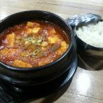 Kimchi Jjigae / Kimchi Stew