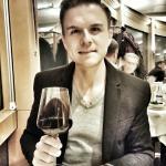 Gute regionale Weinauswahl
