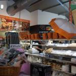 Smelly cheese shop