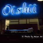 Oishii restaurant