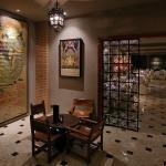 Cafetería del Hotel.