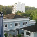 View from balcony - DEE ANDAMAN HOTEL