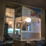 Yummy gelato at Tubs