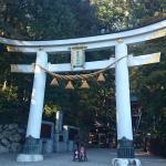宝登山神社入口