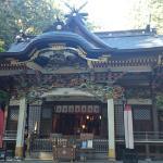宝登山神社神殿