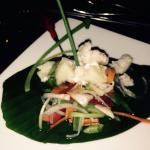 Cold Minced Fish Salad