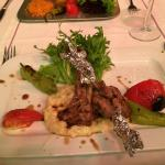 Photo de Babylonia Garden Terrace Restaurant