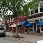 Maine Street, Brunswick, ME
