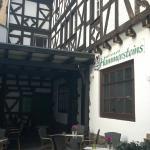 Restaurant Hammersteins Eingang