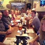 Family get-together at Cool Hand Luke's