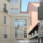 Bâtiment rue des Gabres