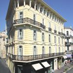 Bâtiment rue d'Antibes