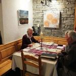 Sympathique ambiance et bonne table