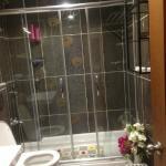 Clean and ultra-modern bathroom