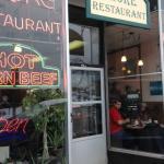Shore Restaurant, nice place for Breakfast