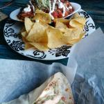Lighthouse Tacos and Avocado Boat