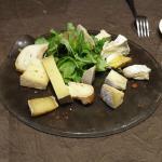 plateau de fromage a partager