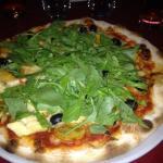 Pizza vegetariana fantasia
