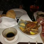 Fritto Misto and Antipasto