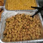 FRESH FRIED OKRA!!!! ONLY @ THE COZZY