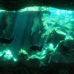 Cenote Chac Mool Yucatan