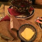 Polish Borsch (w/Rye Bread)