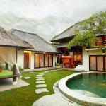 Athena Garden Villa Foto
