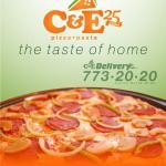 C&E menu